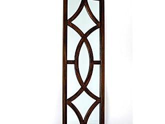 Wayborn Charleston Furniture Churchill Mirror, Brown