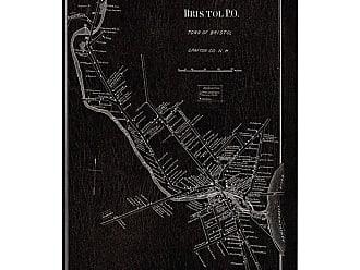 Hatcher & Ethan Bristol P.O. 1892 Map Canvas Art - HE12974_40X60_CANV_XXHD_HE