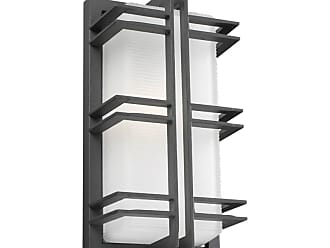 PLC Lighting PLC 8012 Single Light Outdoor Wall Sconce from the Gulf