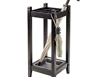 Winsome Jana Umbrella Stand with Tray - 92411