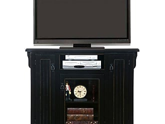 American Heartland 49.5 in. Tall Poplar TV Stand - Assorted Finishes - 85848EAM