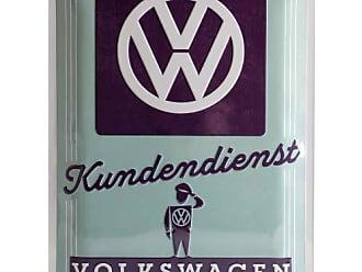 Plaque m/étallique d/écorative Nostalgic-Art/23200 avec Inscription /«/BMW Parking Only//» Blanche 30/x/40/cm