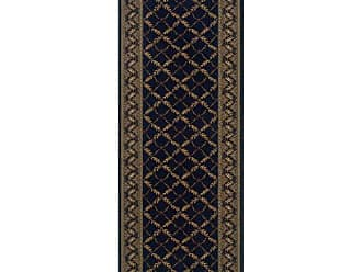 Rivington Rugs Rivington Rug Argyle Runner - Midnight - ARGYR-2620-2 FT. 2 IN. X 10 FT
