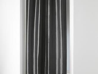 140 x 240/cm cer/ámica 140x1x240 cm Douceur dInt/érieur Cortina con Ojales de poli/éster Natural