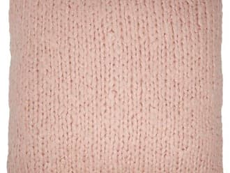 Gabriela Hearst Woven Cashmere And Wool Cushion - Pink