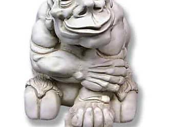 Orlandi Statuary Winston Gargoyle Statue - F69181WINSTONGARGOYL