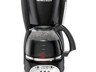 Hamilton 12 Cup Programmable Digital Coffeemaker 49