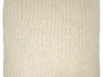 Gabriela Hearst Woven Cashmere And Wool Cushion - Ivory