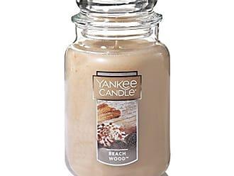 Yankee Candle Company Yankee Candle Large Jar Candle, Beach Wood