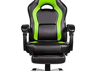 Pelegrin Cadeira Gamer Pelegrin Pel-3006 Couro Pu Preto e Verde