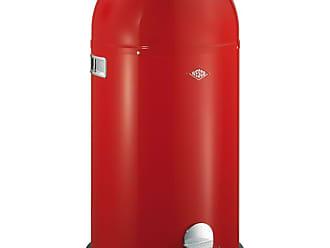 Wesco Kickmaster 33 Liter Bruin.Vuilnisemmers In Rood Shop 10 Merken Tot 45 Stylight