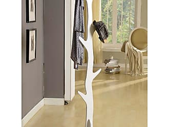 K&B Furniture K & B Furniture Wooden Tree Coat Rack - 65H in. - CR4223BL