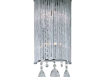 ET2 E22290-18PC Gala 16 Wall Sconce Polished Chrome Indoor Lighting