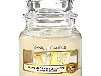 Nicht zutreffend gelb YANKEE CANDLE Klassisches kleines Glas