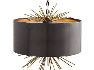 Arteriors English Bronze Patton Pendant
