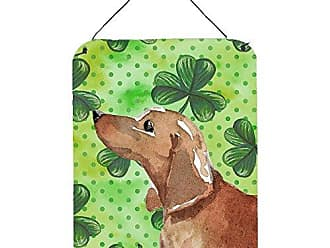 Carolines Treasures Welcome Friends Beagle Metal Print 8hx12w Multicolor