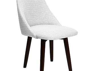 SOUTH CONE Enzo Upholstered Dining Parson Chair with Swivel Espresso - ENZOCH/WAL/ESPRESSO