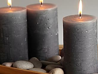 Simons Maison 10 Cm Pillar Candles Set Of 3