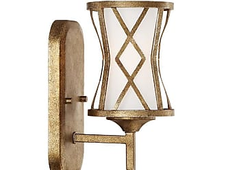 Millennium Lighting Lakewood 1-Light Wall Sconce in Vintage Gold
