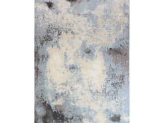 Bashian Amalfi Abstract Indoor Area Rug Light Blue - A160-LBL-2.6X8-PRS109