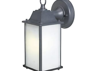 Woodbridge Lighting 60001WL-BKP Outdoor Energy Saving Single Light 4