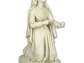 Orlandi Statuary St. Bernadette Garden Statue - F7072ST.BERNADETTE