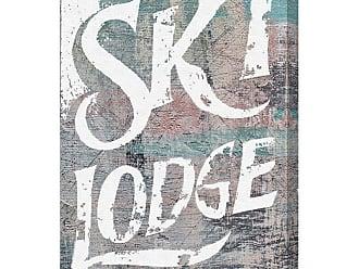 Hatcher & Ethan Ski Lodge Canvas Wall Art - HE11810_40X60_CANV_XXHD_HE