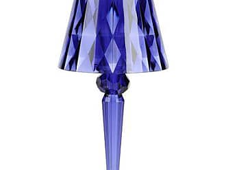Kartell 09270LV Bloom Lamp Light Blue