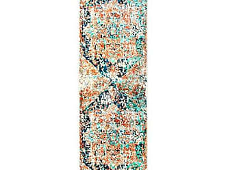Home Dynamix 33-340 Shabby Chic Heritage Brandt Vintage Bohemian runner area rug, 22x72, Distressed