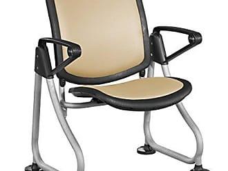 OFM K212-PEACH-SLV ReadyLink Row Starter Chair