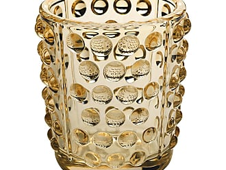 Lalique Mossi Votive - Gold Luster