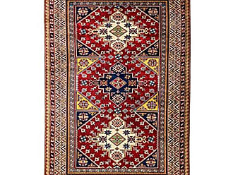 Solo Rugs Shirvan Hand Knotted Area Rug 5 2 x 7 5 Red