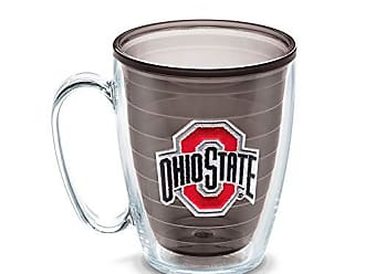 Trevis Tervis Ohio State University Emblem Individually Boxed Mug, 16 oz, Quartz