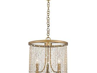 Golden Lighting 1771-3P PRL Marilyn 3 Light 15 Wide Taper Candle Mini