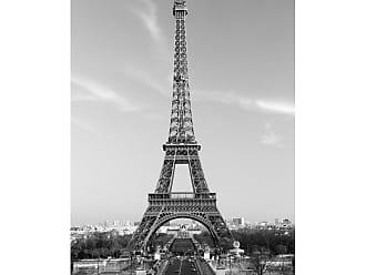 Ideal Decor La Tour Eiffel Wall Mural - DM604