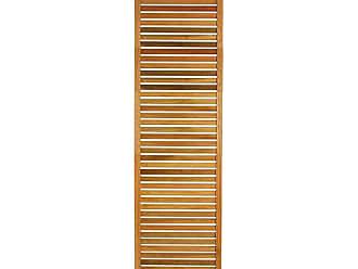 Mão & Formão Estrado de Parede Estreito Zen - JatobáJatobá