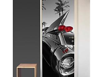 Ideal Decor Classic Car Wall Mural - DM551