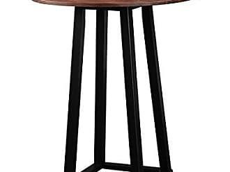 Moe's BC-1033-03 Tri-Mesa Bar Table Walnut