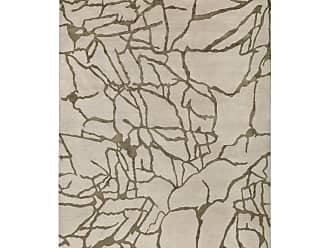 Kelly Wearstler Tracery Hand Knotted 76x5 Rug In Wool & Silk By Kelly Wearstler