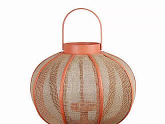 Privilege International 88091 Wooden Lantern