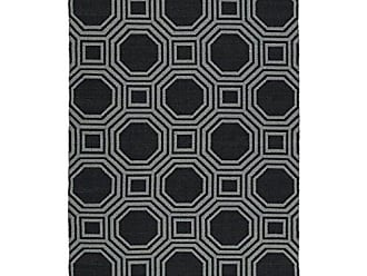 Kaleen Rugs Brisa Collection BRI06-02A Black Handmade 2 x 3 Rug