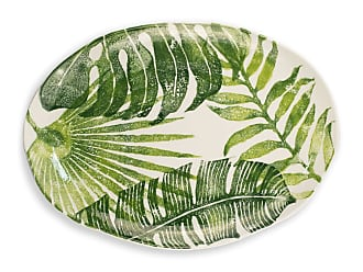 Vietri Into the Jungle Medium Oval Platter