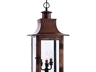 Quoizel Chalmers 12 Outdoor Lantern in Copper Finish