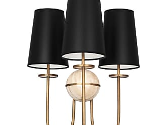 Robert Abbey Lighting Store Fineas 3 OPQ Travertine Chandelier Fineas 3 Light 23