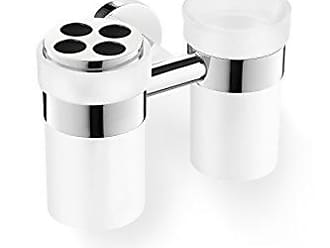 Zack Zack 40099 Scala Wall Mounted Tumbler Set with Holder with High Gloss