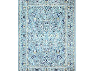 Bashian Everek 5394A Plush Indoor Area Rug - E110-LBL-2.6X8-5394A