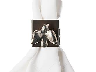 Jan Barboglio Golondrina Napkin Rings, Set of 4