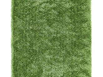 Kaleen Rugs Posh Collection PSH01-96 Lime Green Handmade 2 x 3 Rug
