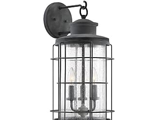 Savoy House 5-2671 Fletcher 3 Light 21 Tall Outdoor Wall Sconce with