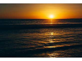 Noir Gallery Sunset in Santa Monica on Canvas - SMCA-02-TW-08